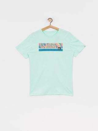 Quiksilver Jam It T-shirt (beach glass)