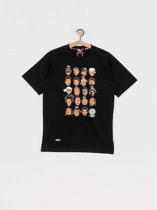 MassDnm Old School T-shirt (black)