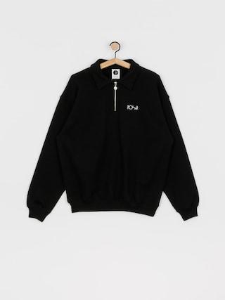 Polar Skate Collar Zip Sweatshirt (black)