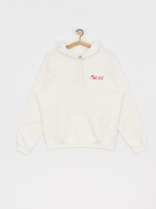 Polar Skate Elvira HD Hoodie (cloud white)