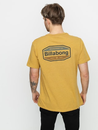 Billabong Gold Coast T-shirt (gold)