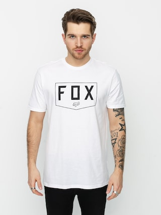 Fox Shield Premium T-shirt (opt wht)