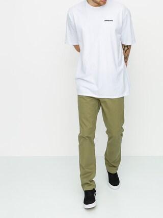 Volcom Frickin Slim Chino Pants (mossstone)