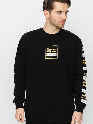Nervous Repeat Sweatshirt (black)