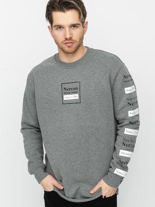 Nervous Repeat Sweatshirt (grey)