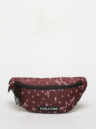 Volcom Stone Azza Pouch Bum bag (pinot)