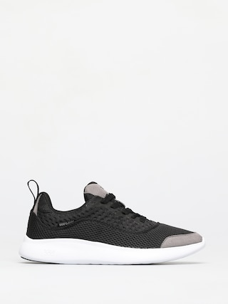 Supra Factor Tactic Shoes (black/grey white)