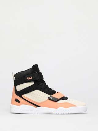 Supra Breaker Shoes (bone/melon white)