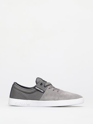 Supra Stacks II Shoes (grey/navy white)