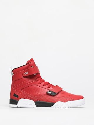 Supra Breaker Shoes (red black/white)