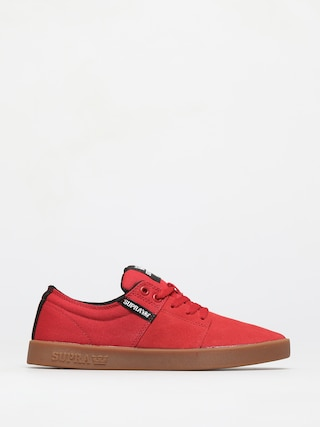Supra Stacks II Shoes (red gum)