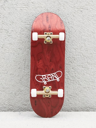 Grand Fingers Pro Fingerboard (brown/gold/white)