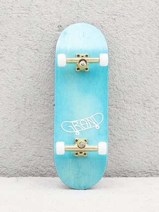 Grand Fingers Pro Fingerboard (turquoise/gold/white)