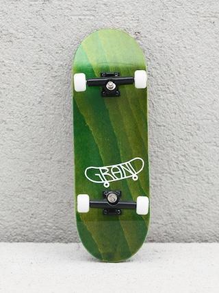 Grand Fingers Pro Fingerboard (green/black/white)