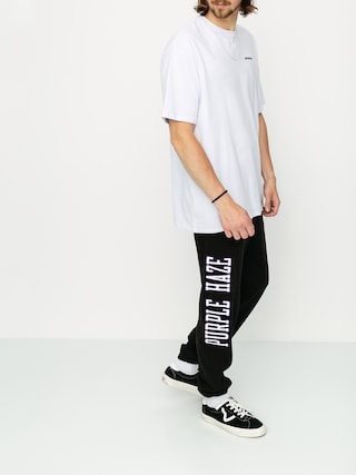 Diamond Supply Co. Purple Haze Patch Pants (black)