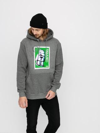 Tabasko Post HD Hoodie (grey heather)