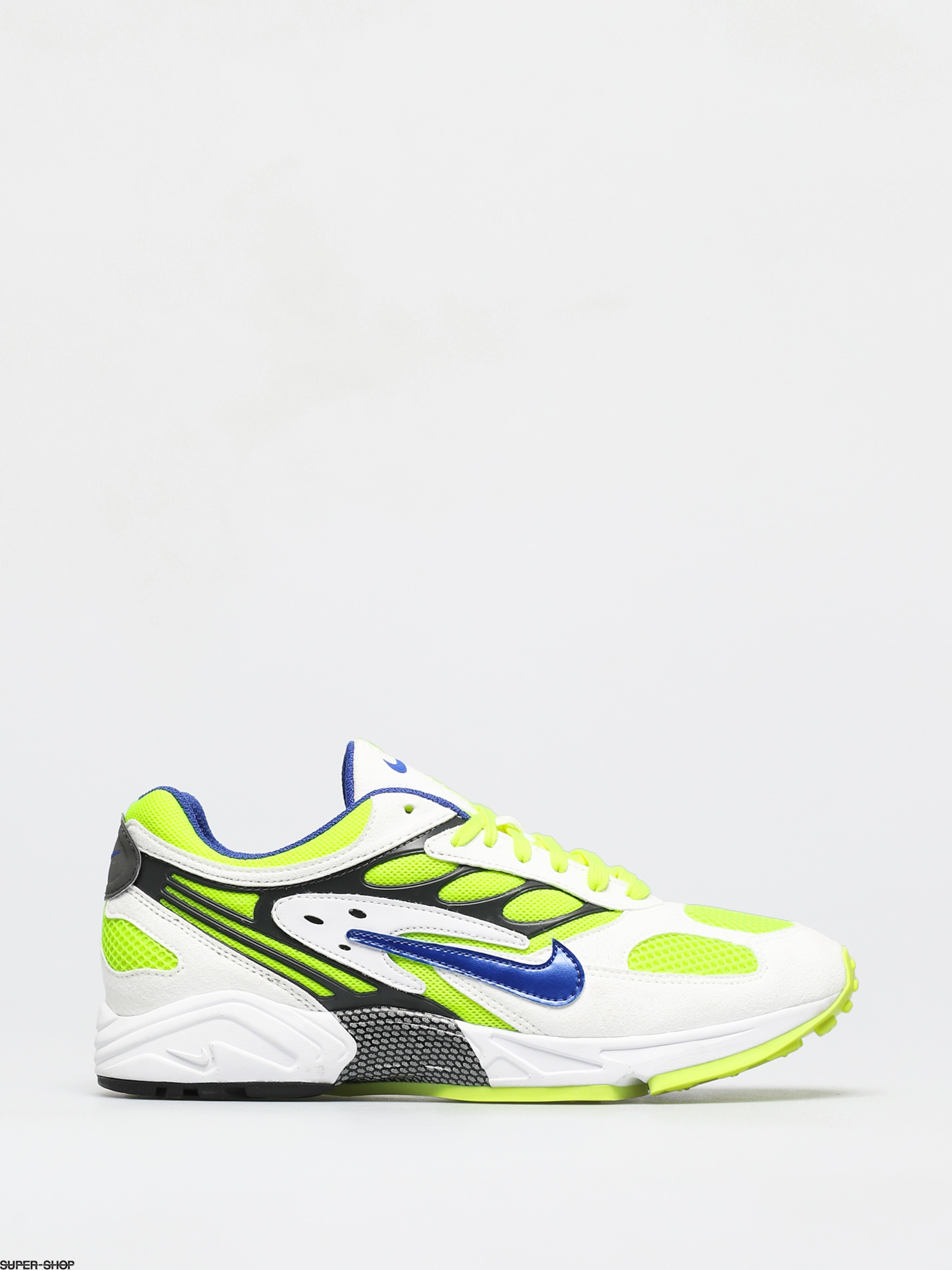 Nike Air Ghost Racer Shoes (white/hyper