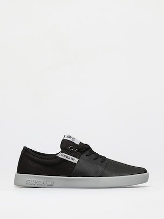 Supra Stacks II Shoes (black tuf lt grey)