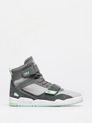 Supra Breaker Shoes (grey/mint white)