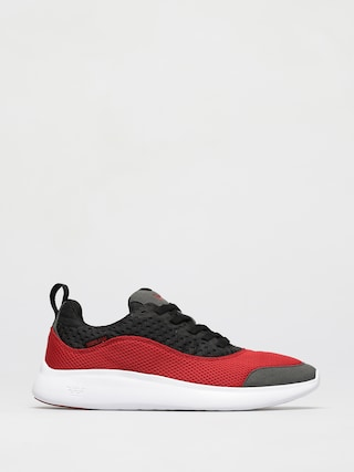 Supra Factor Tactic Shoes (red/black white)