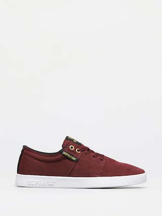 Supra Stacks II Shoes (wine white)