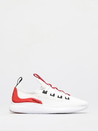 Supra Factor Shoes (white/red white)