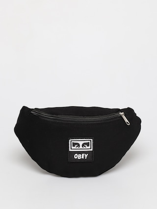OBEY Wasted Hip Bag Bum bag (black twill)