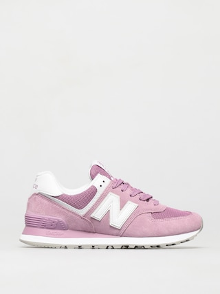 New Balance 574 Shoes Wmn (purple)