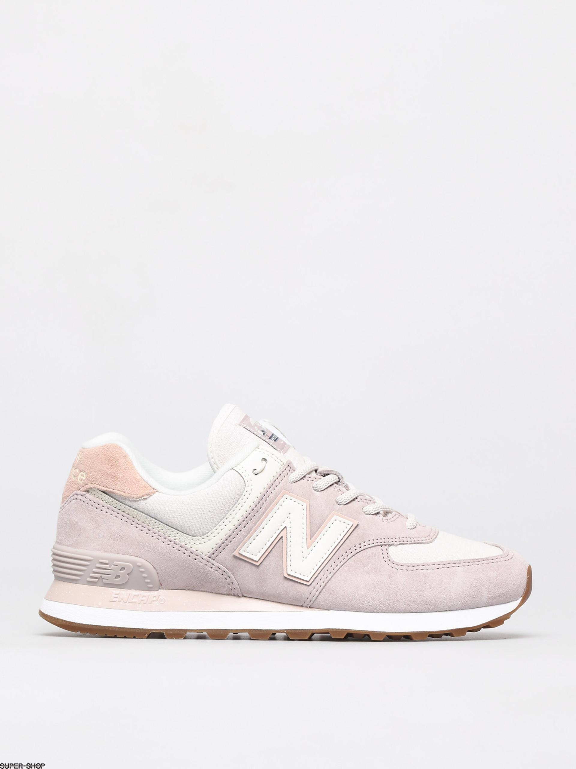 New Balance 574 Shoes Wmn (purple light)