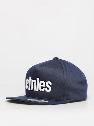 Etnies Corp Snapback ZD Cap (navy)