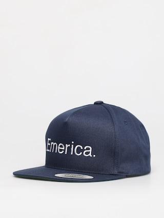 Emerica Pure Snapback ZD Cap (navy)