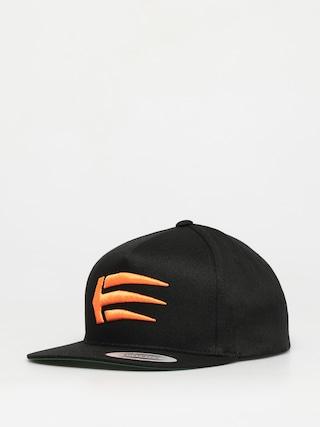 Etnies Joslin Snapback ZD Cap (black/red)