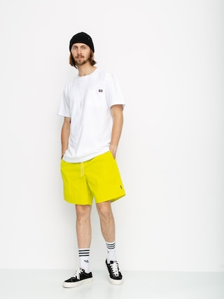 HUF Dwr Fuck It Easy Shorts (hot lime)