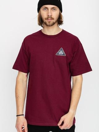 Brixton Fulcrum Stt T-shirt (burgundy)