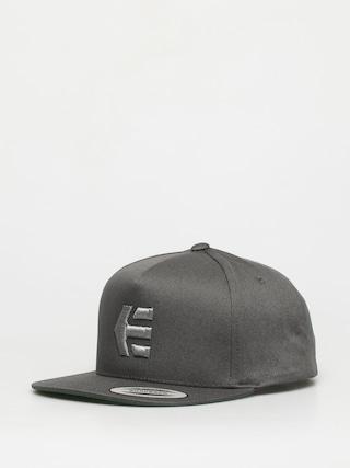 Etnies Icon Snapback ZD Cap (charcoal)