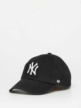 47 Brand Cap New York Yankees ZD (washed black)
