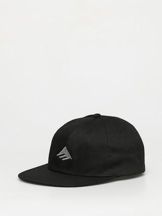 Emerica Triangle Low Snapback ZD Cap (black)