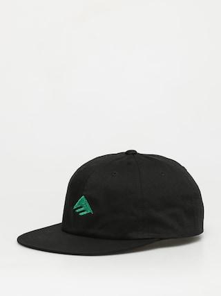 Emerica Triangle Low Snapback ZD Cap (black/green)