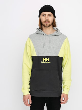 Helly Hansen Blocked HD Hoodie (ebony)