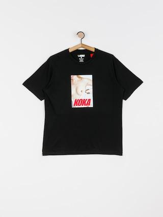Koka Swimsuit T-shirt (black)