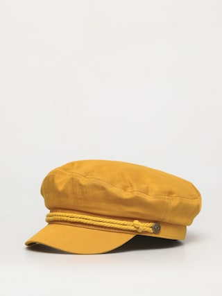 Brixton Fiddler Flat cap (honey)