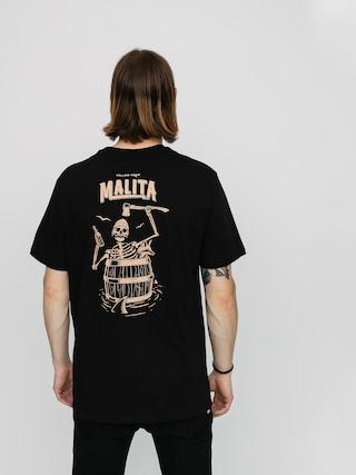 Malita Castaway T-shirt (black)