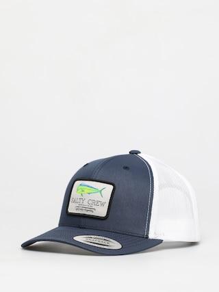 Salty Crew Mahi Mount Retro Trucker ZD Cap (navy/white)