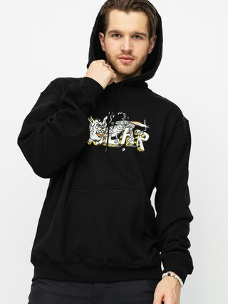 Polar Skate Uzi HD Hoodie (black)