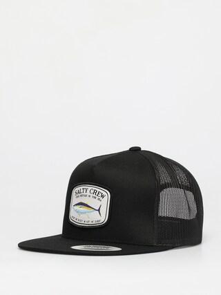 Salty Crew Pacific Trucker ZD Cap (black)