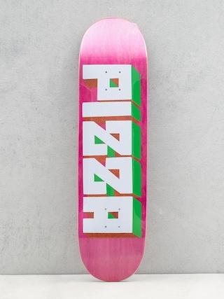 Pizza Skateboards Chubs Deck (pink)