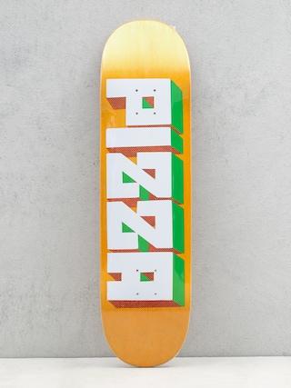 Pizza Skateboards Chubs Deck (orange)