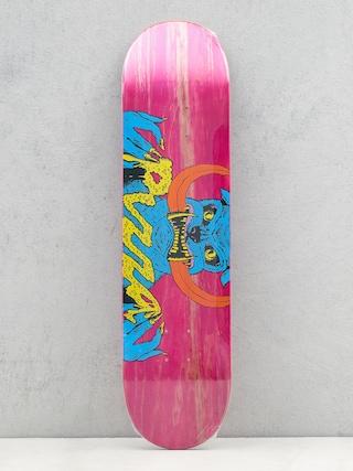 Pizza Skateboards Cujo Deck (pink)