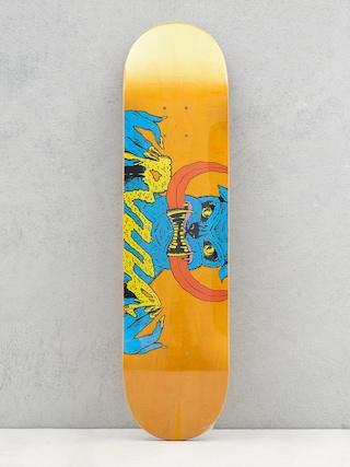 Pizza Skateboards Cujo Deck (orange)