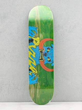 Pizza Skateboards Cujo Deck (green)